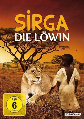DVD »Sirga - Die Löwin«