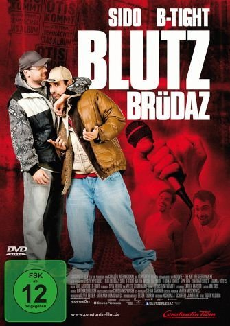 DVD »Blutzbrüdaz«