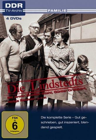DVD »Die Lindstedts (3 Discs)«