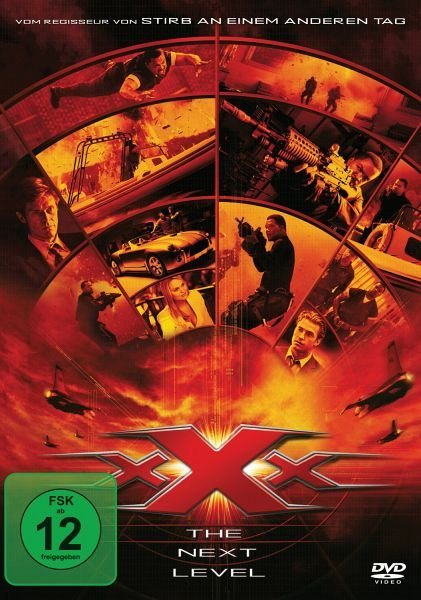 DVD »xXx 2 - The Next Level, 1 DVD«