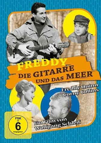 DVD »Freddy, die Gitarre und das Meer«
