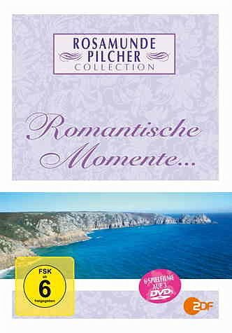 DVD »Rosamunde Pilcher Collection - Romantische...«