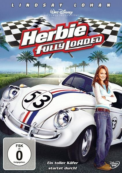DVD »Herbie fully loaded, 1 DVD«