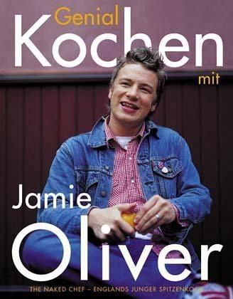 Gebundenes Buch »Genial kochen mit Jamie Oliver«