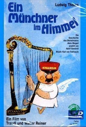 DVD »Ein Münchner im Himmel, 1 DVD«