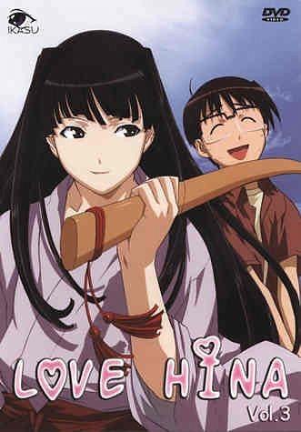 DVD »Love Hina, Vol. 3 (Ep. 9 - 12)«