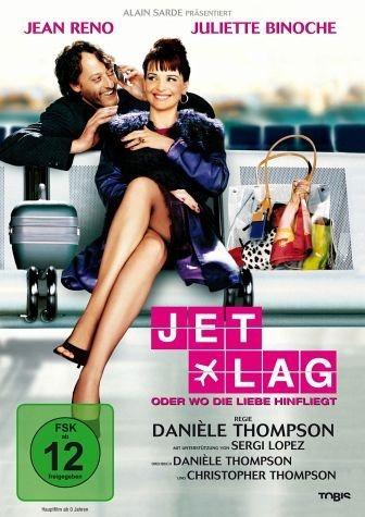 DVD »Jet Lag - Oder wo die Liebe hinfliegt«