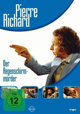 DVD »Der Regenschirmmörder«