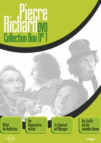 DVD »Pierre Richard DVD Collection, Box No. 1«