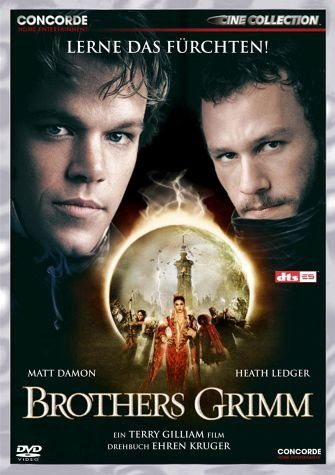 DVD »The Brothers Grimm - Cine Collection, 2 DVDs«