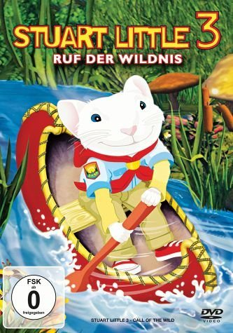 DVD »Stuart Little 3 - Ruf der Wildnis«