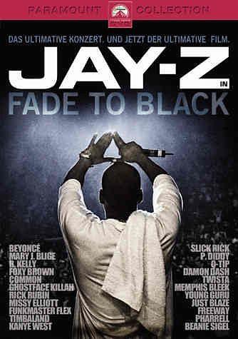 DVD »Jay-Z - Fade to Black«