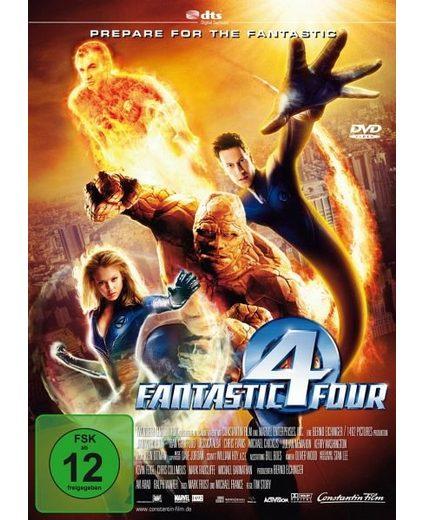 DVD »Fantastic Four, DVD«