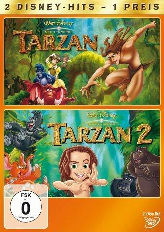 DVD »Tarzan / Tarzan 2 (3 Discs)«