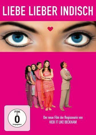 DVD »Liebe lieber indisch«