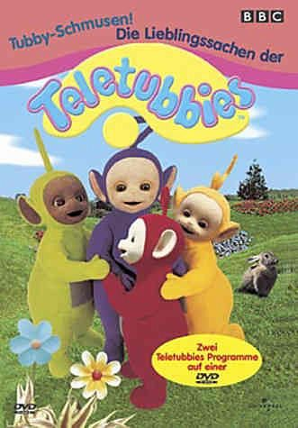 DVD »Teletubbies - Tubby-Schmusen! / Die...«