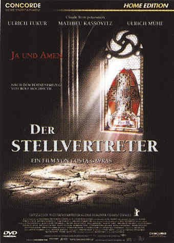 DVD »Der Stellvertreter«