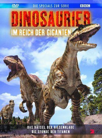 DVD »Dinosaurier - Im Reich der Giganten: Das...«