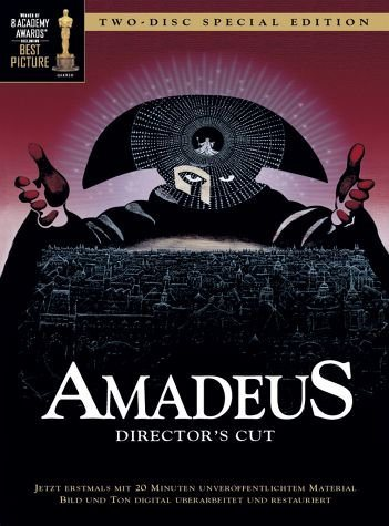DVD »Amadeus - Director's Cut (2 Discs)«