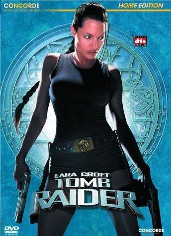 DVD »Lara Croft, Tomb Raider, DVD«