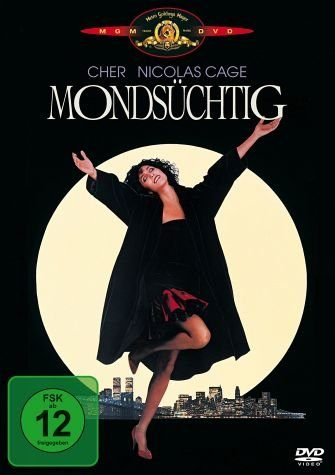 DVD »Mondsüchtig«
