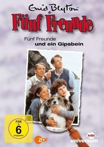 DVD »Enid Blyton - Fünf Freunde und ein Gipsbein«