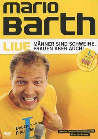 DVD »Mario Barth - Männer sind Schweine, Frauen...«