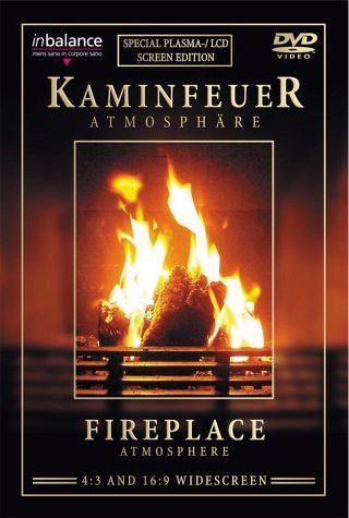 DVD »Kaminfeuer Atmosphäre«