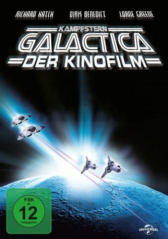 DVD »Kampfstern Galactica - Der Kinofilm«