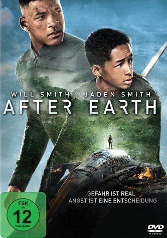 DVD »After Earth«