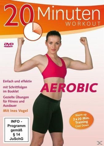 DVD »20 Minuten Workout - Aerobic«
