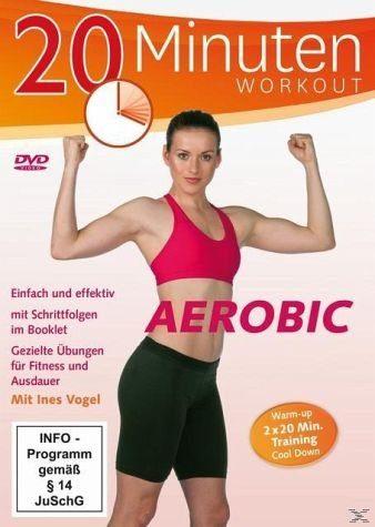 DVD »20 Minuten Workout - Aerobic«