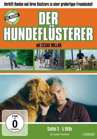 DVD »Der Hundeflüsterer - Season 3 (5 Discs)«