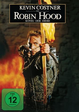 DVD »Robin Hood - König der Diebe«