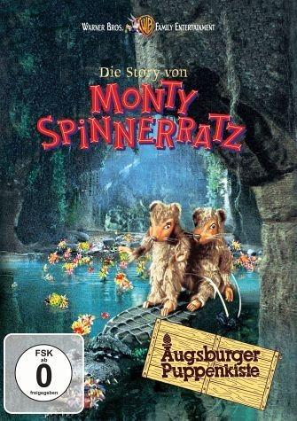 DVD »Die Story von Monty Spinnerratz«