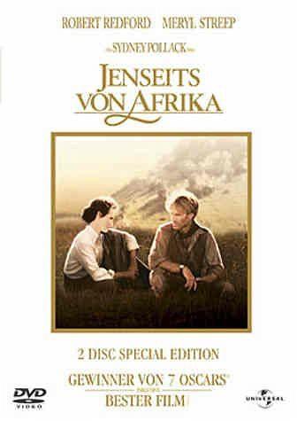 DVD »Jenseits von Afrika (Special Edition, 2 DVDs)«