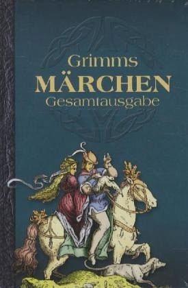 Gebundenes Buch »Grimms Märchen. Gesamtausgabe«
