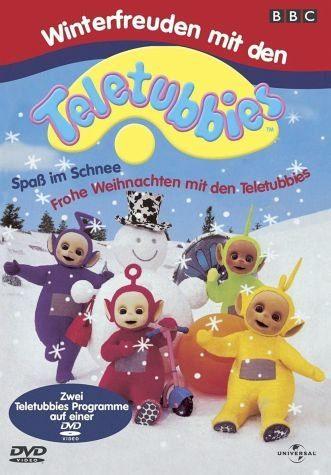 DVD »Teletubbies - Winterfreuden mit den Teletubbies«