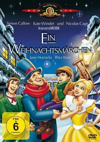 DVD »Ein Weihnachtsmärchen«