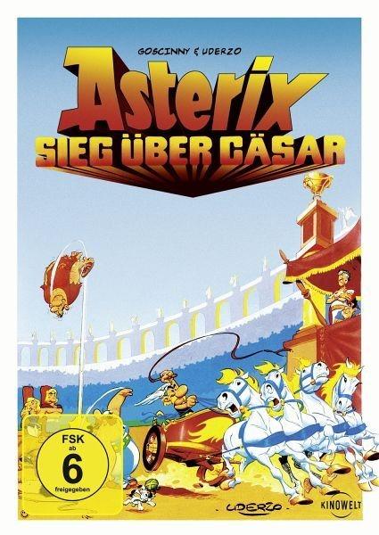 DVD »Asterix - Sieg über Cäsar«