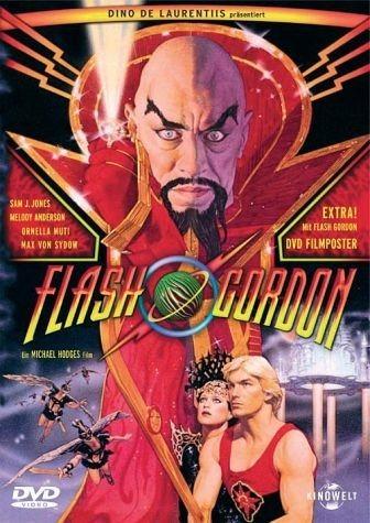 DVD »Flash Gordon«