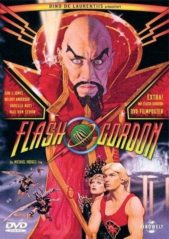 DVD »Flash Gordon«