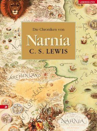 Gebundenes Buch »Die Chroniken von Narnia«