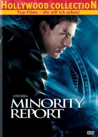 DVD »Minority Report (Einzel-DVD)«
