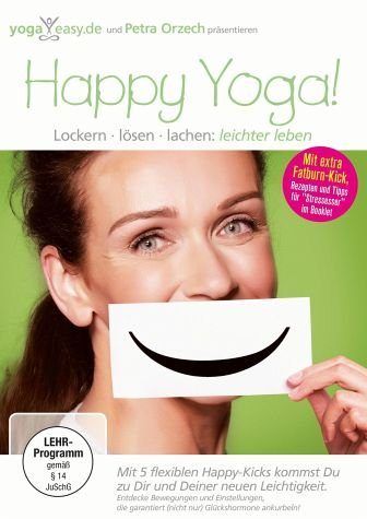 DVD »Yoga Easy - Happy Yoga! Lockern, lösen,...«