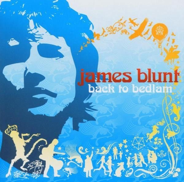 Audio CD »James Blunt: Back To Bedlam«