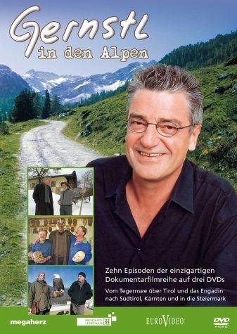 DVD »Gernstl in den Alpen«