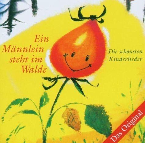Audio CD »Diverse: Ein Männlein steht im Walde, 1 Audio-CD«