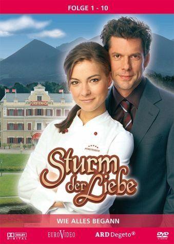 DVD »Sturm der Liebe - Folge 001-10: Wie alles...«