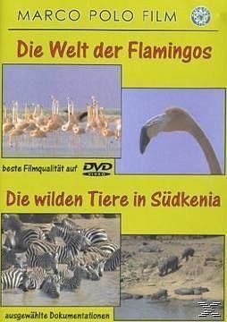 DVD »Marco Polo Film - Die Welt der Flamingos / Die...«